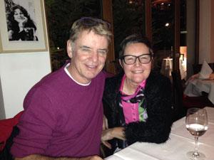 Regine Berger im Gespräch mit John Hattie